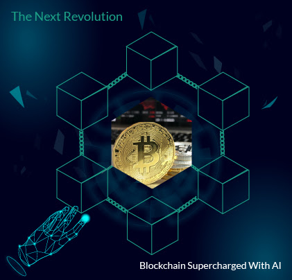 The Next Revolution – Blockchain Supercharged With AI
