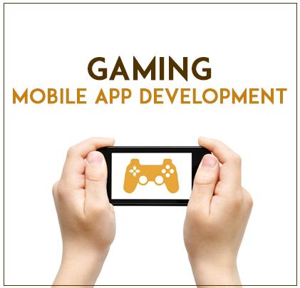 Gaming mobile app development