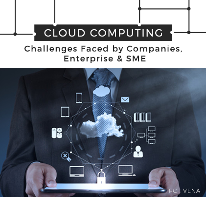 Cloud computing challenges faced by companies, Enterprise & SME