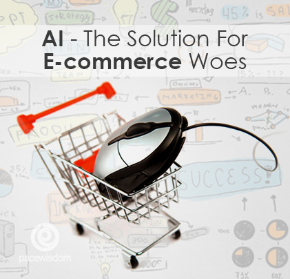 Artificial Intelligence – The Solution For E-commerce Woes