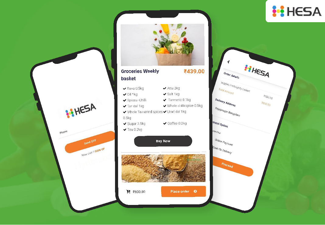 Pace Wisdom Stands With HESA Global's Fight Against Hunger
